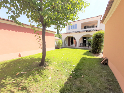 Appartement Porte de Saint-Tropez 2 pièces 41 m²+parking