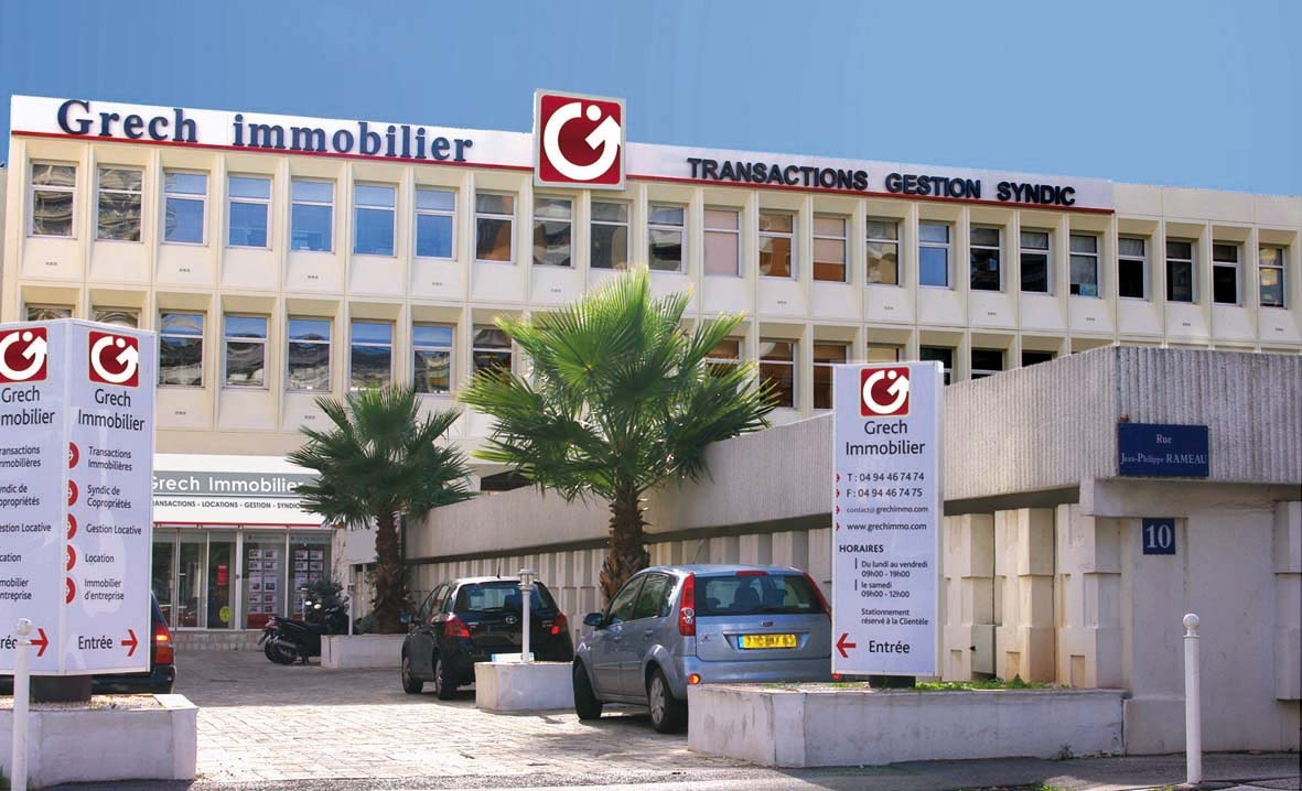 Grech Immobilier - Agence de location